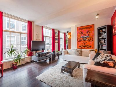 Photo for Luxury 2- doublebedroom apt central Amsterdam