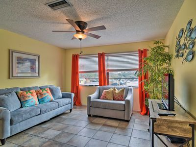 Photo for Renovated Oceanside Retreat in Indian Rocks Beach!