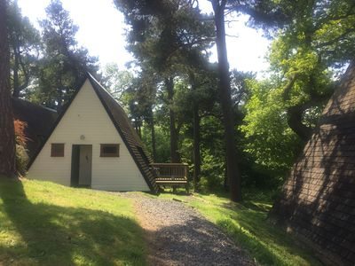 Photo for TRADITIONAL LODGE 5 -  a traditional lodge that sleeps 5 guests  in 2 bedrooms