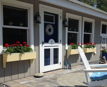 Photo for Walkable Boothbay Harbor Home with Cottage