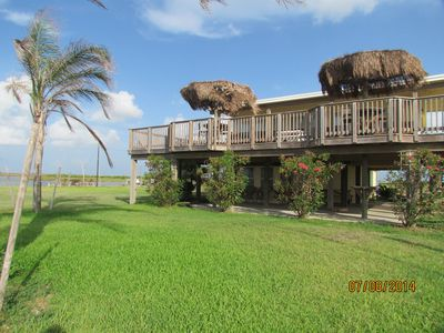 Photo for Pelican Point-Amazing Gulf View Location Overlooking The ICW And Gulf Of Mexico