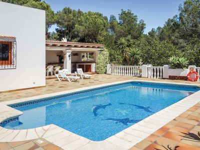 Photo for 3 bedroom Villa, sleeps 6 in Can Codolar with Pool, Air Con and WiFi