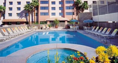 The Carriage House in Las Vegas, NV, Studio Unit, Sleeps 4, SATURDAY Check-In