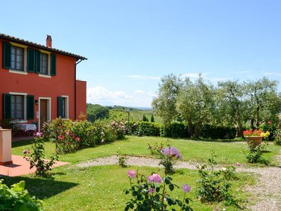 Photo for Apartment Corte in Poggio  in Stabbia (FI), Florence and surroundings - 6 persons, 2 bedrooms