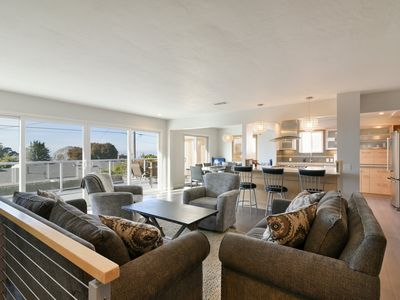 Photo for Stunning Morro Bay Heights Home, Pet Friendly.