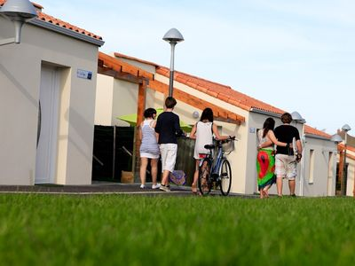 Photo for large single storey cottage at the seaside sands d olonne