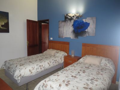 Photo for two bedroom apartment with pool Los Llanos