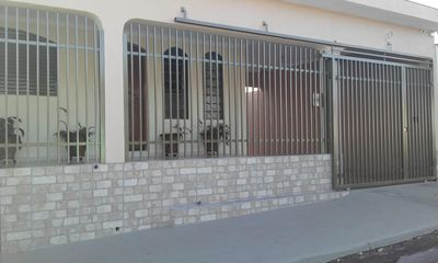 Photo for Dona Lourdes house 3 minutes from Club Thermas Olimpia swimming pool with solar heater