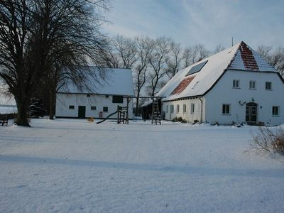 Photo for Holsteinhaus-Zirmoisel: peace and quiet Nature, Sauna / Danarium - Holsteinhaus-Zirmoisel
