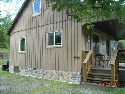 Photo for Lovely New Canyon Country Cabin in Wellsboro Pennsylvania