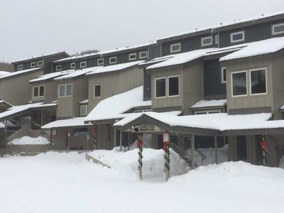 Photo for Crested Mountain Condo! See all the Action of the Base Area! Avail Christmas!