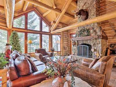 Photo for NEW-Extravagant Private Cabin By Beaver Creek+Vail