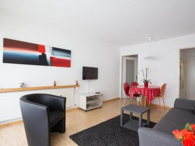 Photo for Holiday apartment Leukerbad for 2 - 4 persons with 1 bedroom - Penthouse holiday apartment
