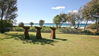 Photo for Cuttagee Beach Art House - Where art meets beach - 10 min to Bermagui -T/B3599