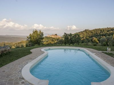 Photo for Apartment A2 with pool San Ansano