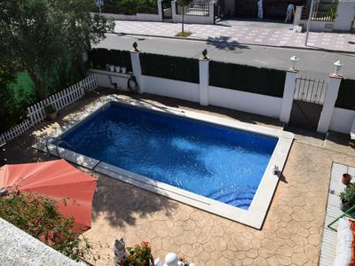 Photo for VILLA NEUS FOR 8 PEOPLE WITH PRIVATE POOL