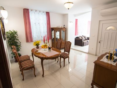 Photo for Apartment Vita is located in the beautiful island of Rab