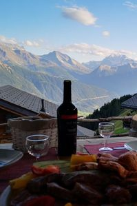 Photo for Riederalp Apartment, Sleeps 3 with WiFi
