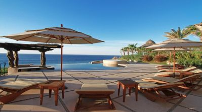 Photo for Exclusive Beachfront Villa with Guest Casita, Rooftop Jacuzzi, & Access to Luxury Resort