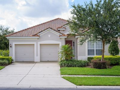 Photo for House in Kissimmee with Parking, Washing machine, Air conditioning, Pool (445756)