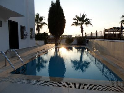The Pool at Sunset ... Nirvana .. just Perfect