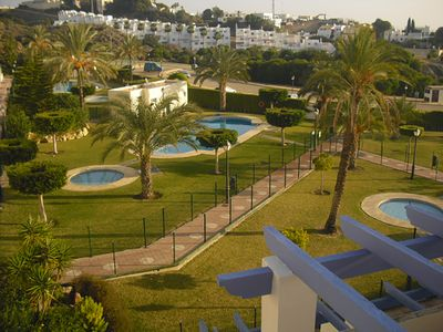 Photo for 2 Bedroom Apartment in Mojácar Playa - 5 mins walk to the beach and amenities