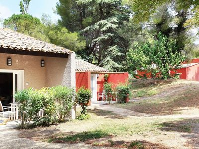 Photo for Spacious and green holiday park near the historic art city of Arles
