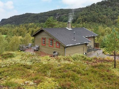 Photo for Vacation home Leirvik in Hyllestad - 6 persons, 2 bedrooms