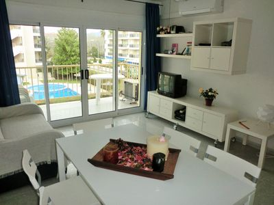 Photo for Horta St Maria A11 apartment in Cambrils with WiFi, air conditioning, balcony & lift.