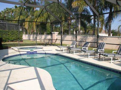 Photo for SUMMER SPECIAL  !! COMPLIMENTARY POOL HEAT  - PRIVATE POOL AREA !!