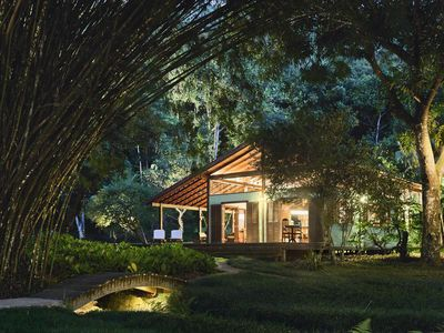 Photo for A spot between the sea and the rainforest!  Premio Casa Claudia Gardens 2015