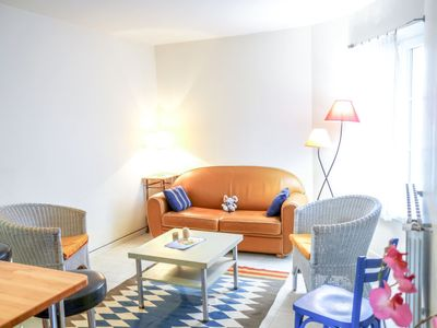 Photo for Vacation home Petit Acacia  in Dinard, Brittany - Northern - 5 persons, 2 bedrooms