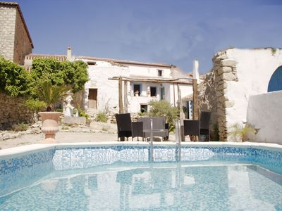 Photo for Historical Villa with Garden, Pool & Terrace; Parking Available, Pets Allowed