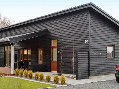 Photo for Peaceful Holiday Home in Jutland with Roofed Terrace