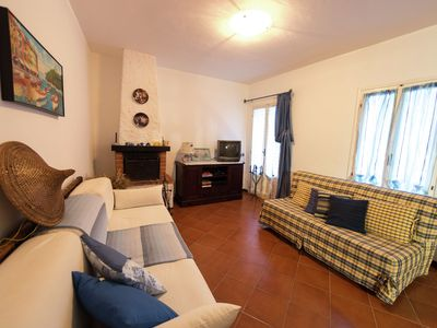 Photo for Cosy Holiday Home in Stellanello with Garden