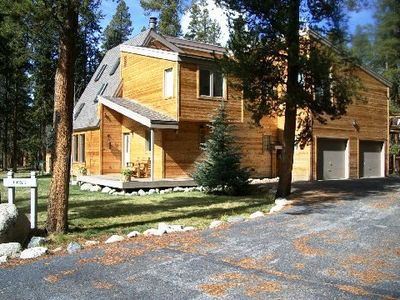 Photo for Huge 6-BR Home, Center of Keystone, Hot Tub, Free Shuttle Just Steps From Door!