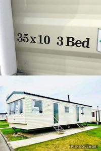 Photo for 8 berth caravan on Marine holiday park