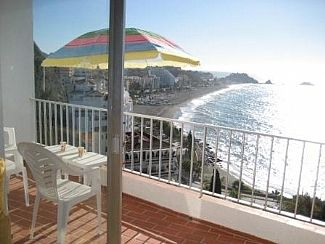 Photo for Apartment with wonderful Sea View, close to beach and all amenities