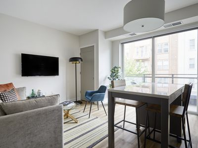 Photo for Sonder | Lake Suites | Bright 1BR + Balcony