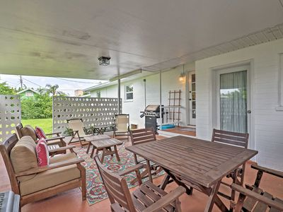 Photo for NEW! Ormond Beach Cottage w/Patio - Walk to Ocean!