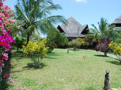 Photo for Nyumba Watamu - Villa and Garden