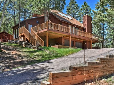 Photo for 3BR House Vacation Rental in Woodland Park, Colorado