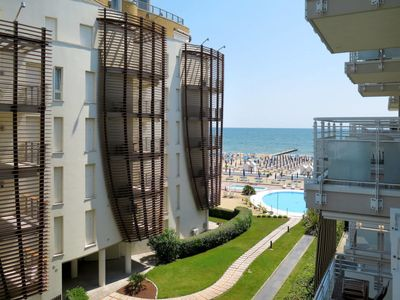 Photo for Apartment Appartmenthaus Diplomatic (LDJ333) in Lido di Jesolo - 6 persons, 2 bedrooms