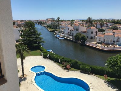 Photo for apartment EmpuriaBrava 30mm from Perpignan 1h30 from Barcelona near the beach