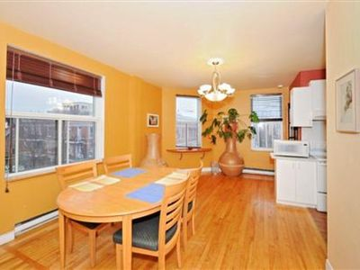 Photo for #6 Cozy, Tastefully Furnished APT in Plateau Mont-Royal