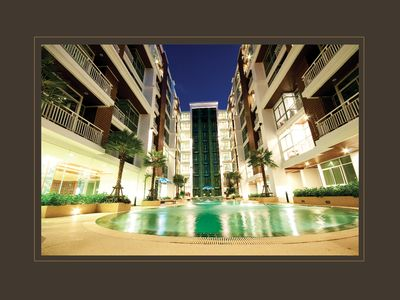 Photo for Central Apartment on top floor with balcony