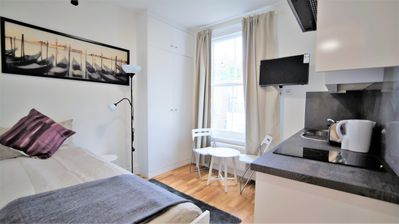 Photo for Top Floor Modern Studio in London Zone 1 By Mayfair Stay