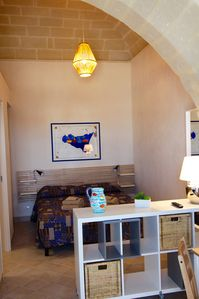 Photo for Quarto di Luna Favignana holiday home of La Luna and the Cat