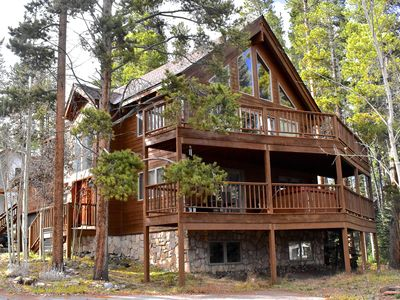Photo for Big & Beautiful Peak 8 Mountain Home in Breckenridge