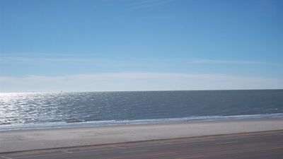Photo for Useazatt View Condo - 2/2 Oceanfront on Seawall Blvd. - Across from Babe's Beach